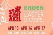 Souk el Akel: Easter in Ehden