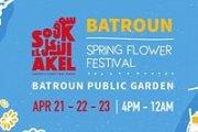 Spring Flower Festival, Batroun