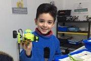 LEGO Robotics for kids (6-10Y) at CRANIUM