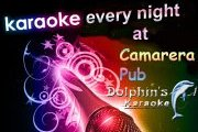 EVERY NIGHT IS A KARAOKE NIGHT AT CAMARERA