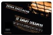 Zeina Daccache '12 Angry Lebanese'