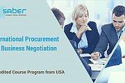International Procurement & Business Negotiation