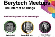 Berytech Meetups Powered by GIST - April 2017 Edition