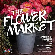 Flower Market at Beirut Souks