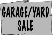 Garage/Garden sale
