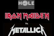 Iron Maiden vs Metallica @ Hole in the Wall