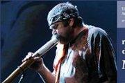 Mark Atkins Australian Didgeridoo Player