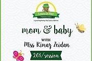 Mom & Baby class at Learn & Play Children's Center