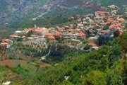 Hike Douma Village to Tannourine Natural Sinkhole