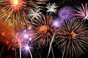 Fireworks in Jounieh during Jounieh Summer Festival 2017