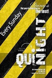 Quiz Night Every Sunday at Dany's Underground
