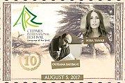 Hiba Tawaji & Ousama Rahbani at Cedars International Festival 2017