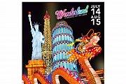 Wonderland A Magical City Of lights - Part of Jounieh Summer Festival 2017