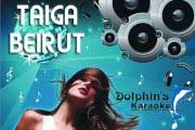Karaoke at Taiga Beirut every Thursday