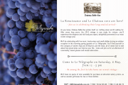 Chateau Belle-Vue - Wine Launch and Tasting