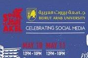 """Souk el akel at the """"Middle East Social Media Festival 2017"""