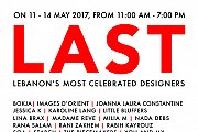 Last Call: a Lebanese Designer Pop-Up Outlet Sale