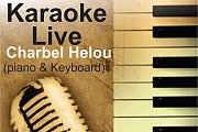 Karaoke with Charbel El-Helou live Music at Mon General every Tuesday