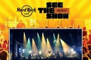 Roswell Live at The Hard Rock Cafe