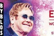 Elton John in Concert in Lebanon at Byblos International Festival