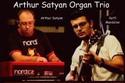 Arthur Satyan Organ Trio - LIVE at Nova