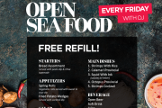 OPEN Seafood Night