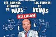 Les hommes viennent de Mars les femmes de Venus  - le spectacle -