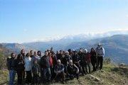 Rainy Hiking from Rajmeh to Rishmaya with Footprints Nature Club