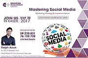 Mastering Social Media Workshop with Ralph Aoun at ESW