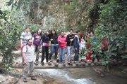 Amazing trip to wadi naher 2el barouk with Hikingo