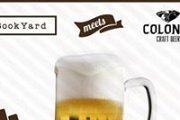 Book Yard meets Colonel Beer