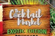 The Cocktail Market - Exotic Edition - Brummana 2017