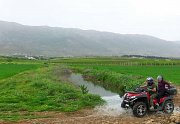 Ride an ATV and Discover Lebanon