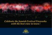 Jounieh Fireworks Festival live from Princessa Hotel