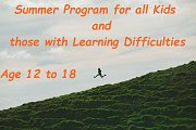 Summer Program 4 Youth & those with Learning Difficulties