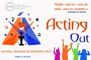 ACTING Summer Camp by FAPA