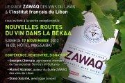 Nouvelles routes du vin dans la Békaa