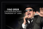 Iyad Sfeir and the Proud Music Society Live at Lily's