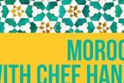 Moroccan Night with Chef Hanane Daoud
