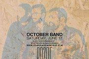 October Band at POZOT
