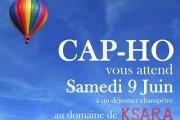 Journée Champêtre avec CAP-HO (Comité d'Aide aux Enfants Hospitalisés)