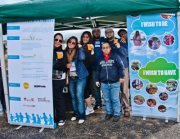 3aTari2ak @ AUB (Juice for Charity Kiosk)