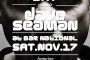 C U NXT SAT pres. DAVE SEAMAN ft. LADYBUG, TRIX, JADE