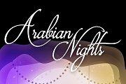 Arabian nights   Art . Dance . Magic