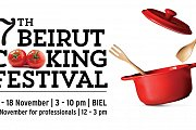 The 7th Beirut Cooking Festival 2017
