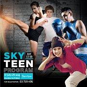 Summer Camp SKY TEEN Program