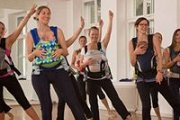 Baby Wearing Fitness Class