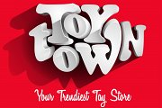 Toy Town Grand Opening