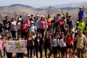 Hiking at 'Laqlouq-Balaa' with DALE Corazon