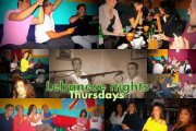 Lebanese nights @ london Lounge every Thursday